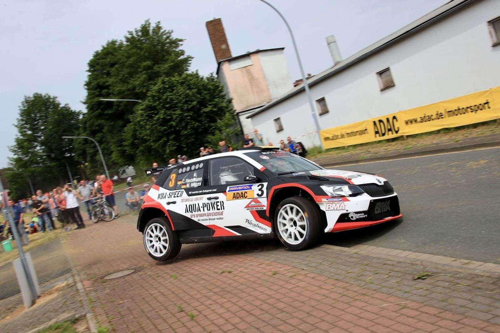 Rallye-Fahrer-Christian-Riedemann-Wiesntraum-Munich-Sponsoring
